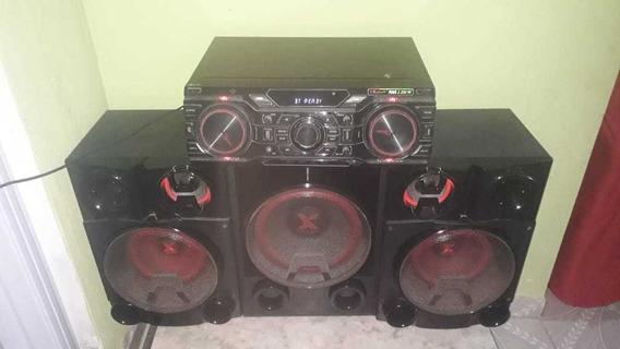 Um Som System LG 1800rms