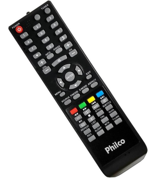 Controle Remoto Tv Philco Ph24d20dgr Ph24d21d Ph24d21dr Orig