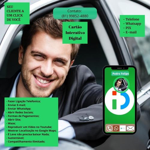 Imagem 1 de 10 de Cartão Interativo Digital Para Empresas
