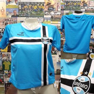 Camisa Grêmio - Topper - Feminina - P - 2011 - S/nº