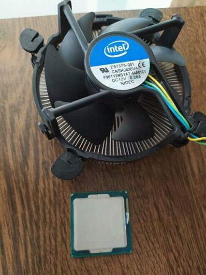 Processador Intel® Core I7-4770k Cache De 8m, Até 3,90 Ghz
