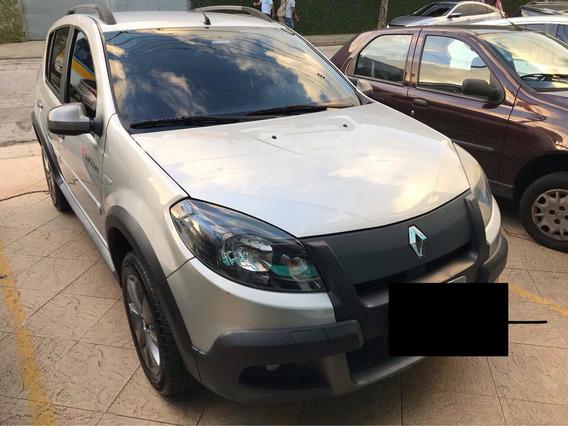 Renault Sandero Stepway 1.6 16v Rip Curl Flex 5p 2012