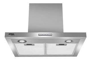 Extractor cocina Atma CCA0060XM ac. inox. de pared 60cm x 44cm x 50cm plateado 220V