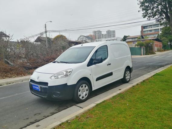 Peugeot Partner 1.6 Hdi Aa 2014