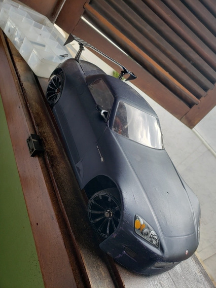 Automodelo Profissional Modelo Tamiya Tt-01.