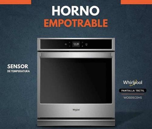 Horno Whirpool Acero Digital De 30 P/g Americano