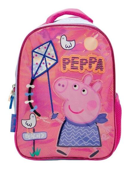 Mochila Espalda Peppa Pig 12p Jardin - Sharif Express 038