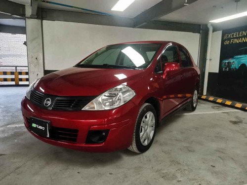 Imagen 1 de 15 de Nissan Tiida 2012 4p Sedan Comfort 6vel A/a