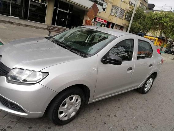 Renault Logan Authentique Mod. 2016 Único Dueño