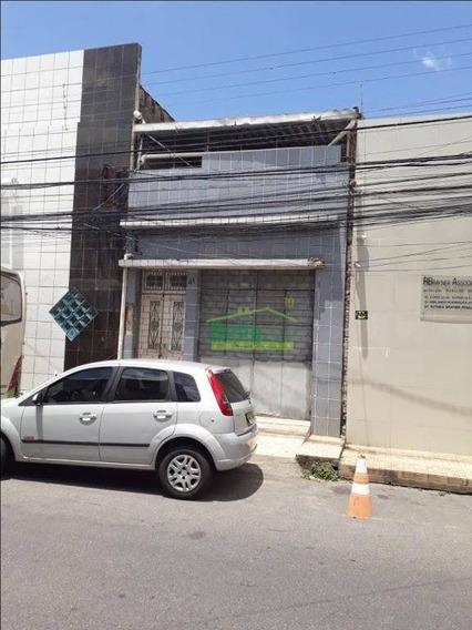 Casa Comercial Para Venda E Locação, Boa Vista, Recife. - Ca0129