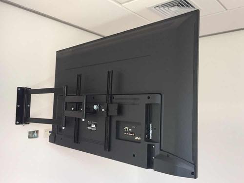 Imagen 1 de 4 de Rack Tv Movil Giro 180° De 42 A 58 Instalación Gratis