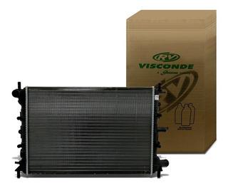 Radiador Escort Sapao 93 94 95 96 1.8 2.0 - Visconde 12278