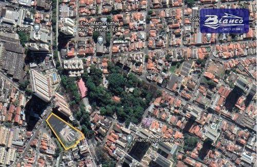 Terreno, 4986 M² - Venda Por R$ 14.958.000,00 Ou Aluguel Por R$ 45.000,00/mês - Vila Antonieta - Guarulhos/sp - Te0190