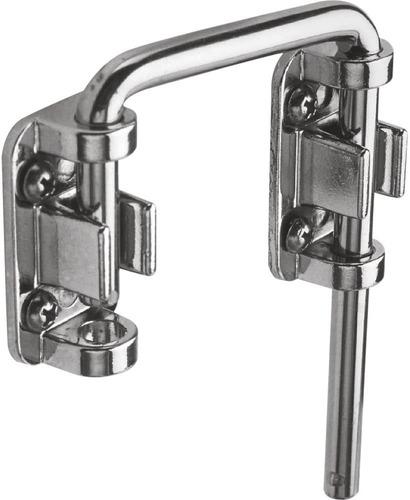 Imagen 1 de 3 de Prime-line Products Metal Cerradura Seguro Puerta Corrediza