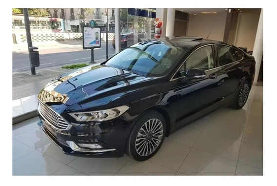 Ford Mondeo Titanium Ecoboost At 240 Cv