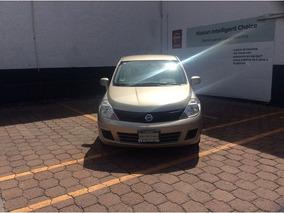 Nissan Tiida Sedan Sedan Custom Tm Ac 2012 Seminuevos
