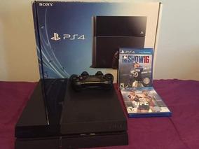 Consola Sony Playstation Ps4 Fat
