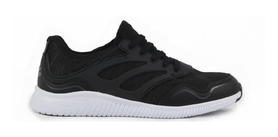 Zapatos Deportivos Para Damas Rs Lille Negro