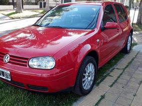 Volkswagen Golf 2.0 Highline 2003 Muy Bueno! 90000 Y Cuotas