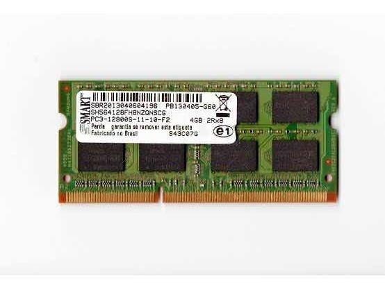 Memoria 4gb Ddr3 Notebook 1600mhz Pc3 12800s Nova 1.5v