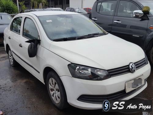 Imagem 1 de 2 de Sucata De Volkswagen Voyage 2015 - Retirada De Peças