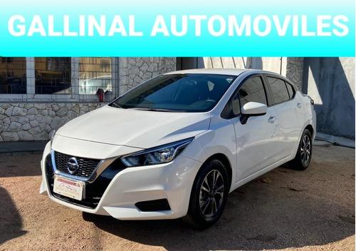 Nissan New Versa Sense - Nuevoooo - Permuto Financio