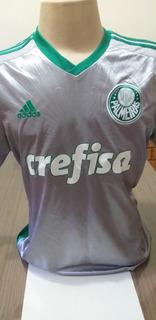 Camisa adidas Palmeiras Prata
