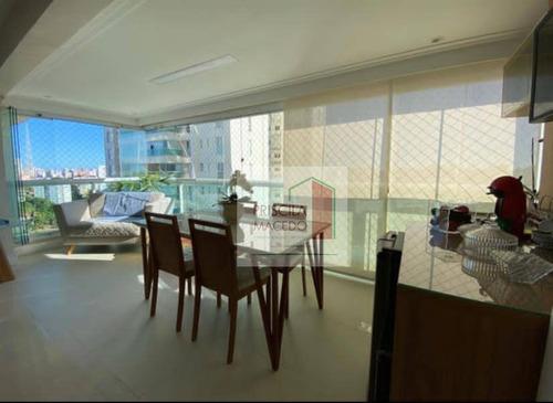 3 Suites, 3 Garagens - Ap0201