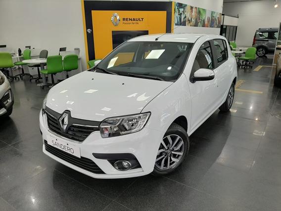 Renault Sandero Life Zen Intense 0km 2020 1.6 16v Auto Usado