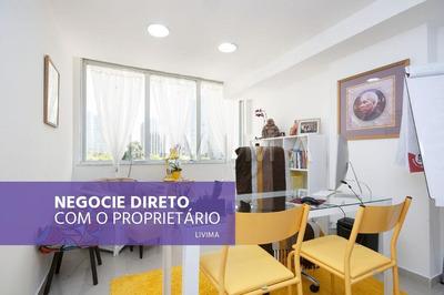Sala Comercial 28m2 Para Alugar No O2 Corporates, Barra Da Tijuca - Rj - Sa0124
