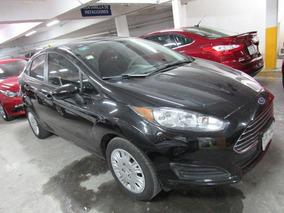 Ford Fiesta 2015 4p S L4 1.6 Aut