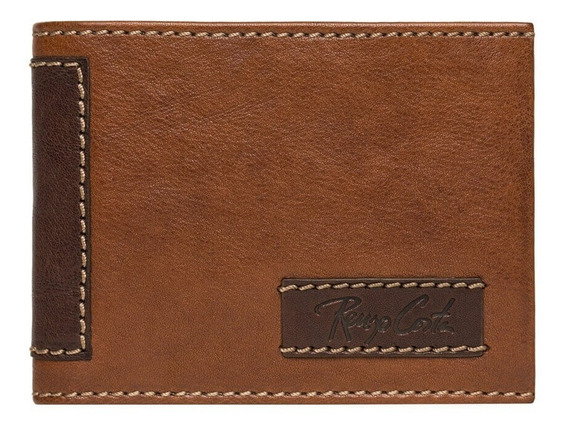 Billetera Para Hombre Renzo Costa-wp Etr-16 997144 Leather/d