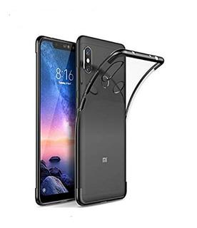 Funda Tpu Bordes Xiaomi Note 6 Pro