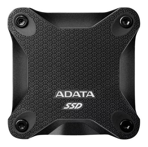 Disco sólido externo Adata ASD600Q-240GU31-C 240GB black