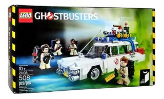 Lego Ghostbusters Ecto-1 Cazafantasmas Modelo 21108