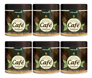 Café Com Matcha E Cromo Melcoprol 600gr (6un)
