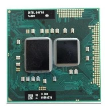 Processador Intel Pentium P6000 De 1,8ghz Slbwb