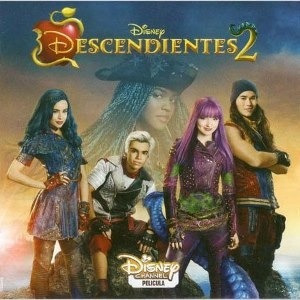 Cd Descendientes 2 -banda Orig.de La Pelicula