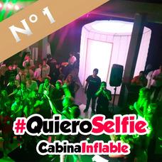 Alquiler Cabina Fotografica Inflable Premium #quieroselfie