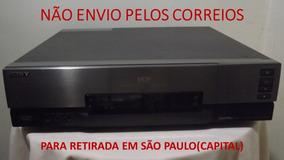 Laser Disc Sony Somente Retirada Em São Paulo (capital)