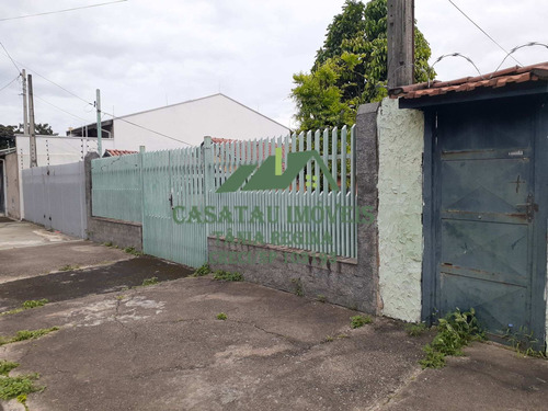 Casa Padrão À Venda Em Taubaté/sp - 062021