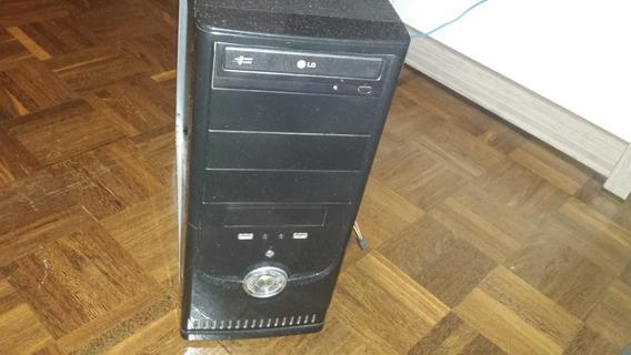Computador 320gb E 2gb De Ram Com Intel Core 2 Dual