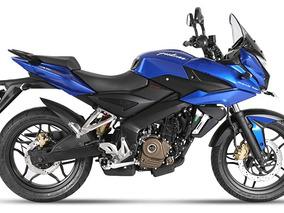 Moto Bajaj Pulsar Rouser As 200 Consulte Dni 36 Cuotas