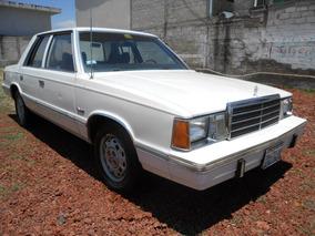 Dodge Dart K 1983 4 Puertas Standard