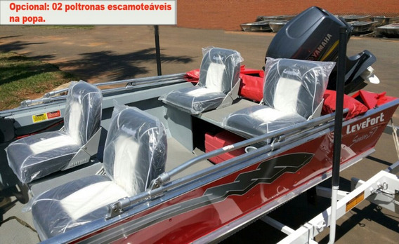 Lancha Levefort Marujo 550 Twin Fishing