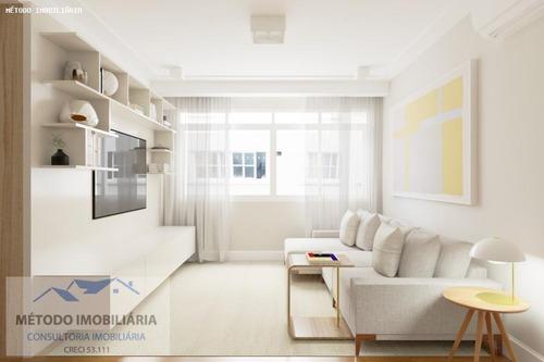 Apartamento Para Venda Em São Paulo, Jardim Paulista, 2 Dormitórios, 1 Suíte, 2 Banheiros, 1 Vaga - 12503_1-1259884