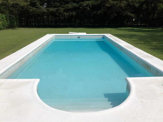 Casa Quinta 5 Ambientes Hogar A Leña Quincho Interno.