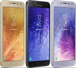 Samsung J4 32gb 2 Ram+regalo Forro Y Vidrio Tienda Fisica!