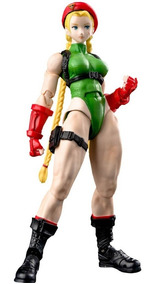 Cammy - Street Fighter S.h.figuarts Bandai Ba-13039