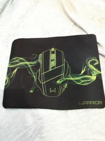 Mouse Pad + Mouse 3200dpi Warriors Gamer Multilaser M0207